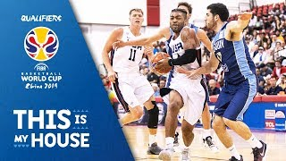 United States v Uruguay - Full Game - FIBA Basketball World Cup 2019 - Americas Qualifiers