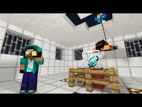Serveren  Minecraft Gutta på tur 1 I DIA!