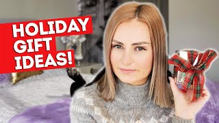 What I'm Giving My Friends & Family for Christmas! + Free Gift Ideas