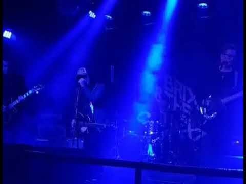 Turning Black Like Lizards - spiral Eyes - Live at NAC Wolverhampton 08-11-17