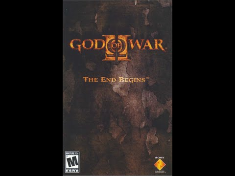god of war ii game manual ps2 instruction booklet youtube rh youtube com PlayStation Remote ps2 game manuals for sale