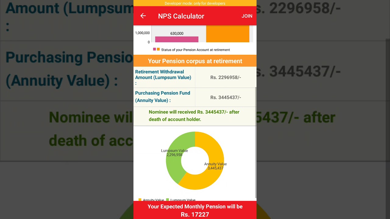How to Calculate Your Pension