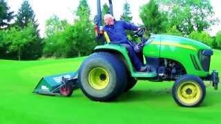 Black Bush Golf Club Green Keepers At Work