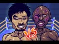 Download Mayweather VS Pacquiao Fight MP3 song and Music Video