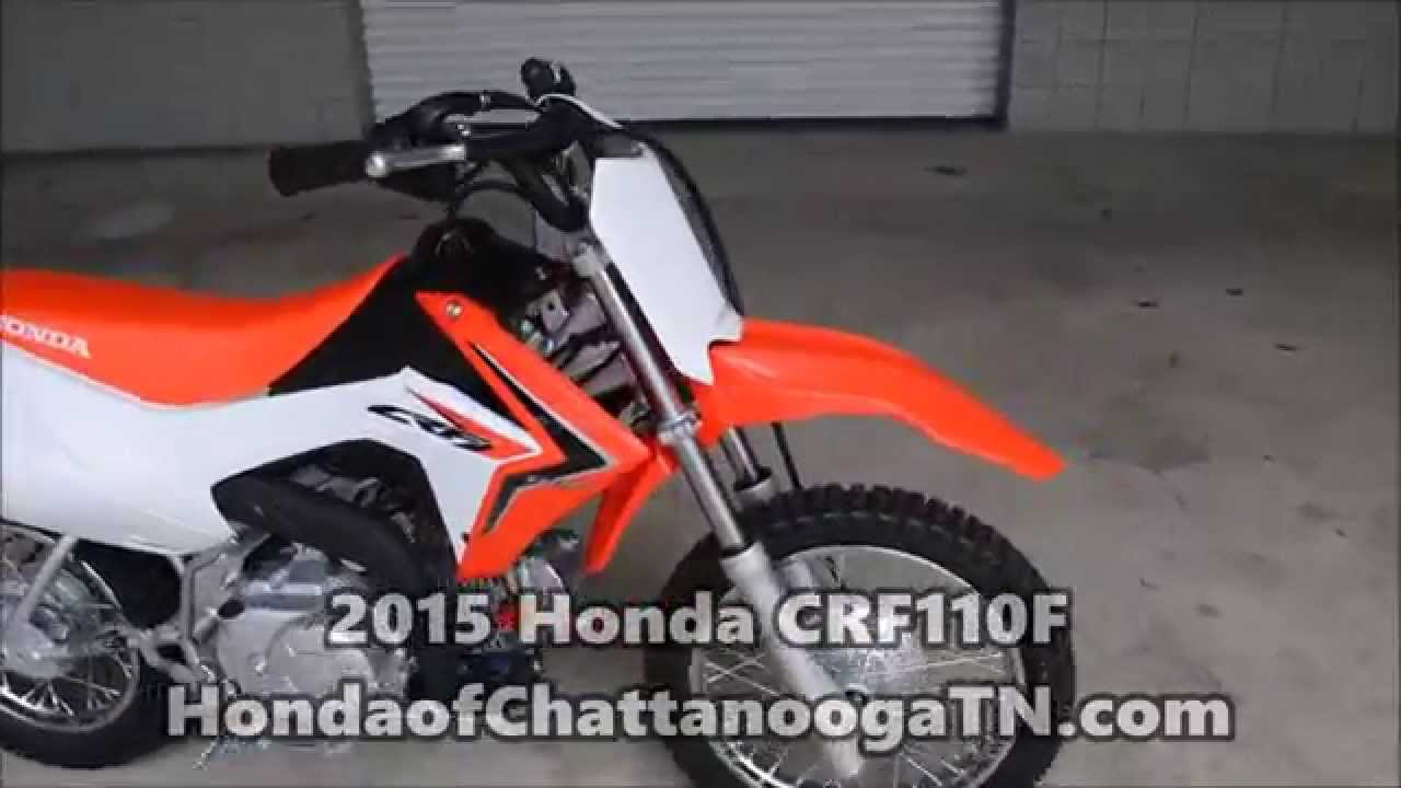 2015 Honda CRF110 For Sale / 110 Kids Dirt & Pit Bike - Chattanooga