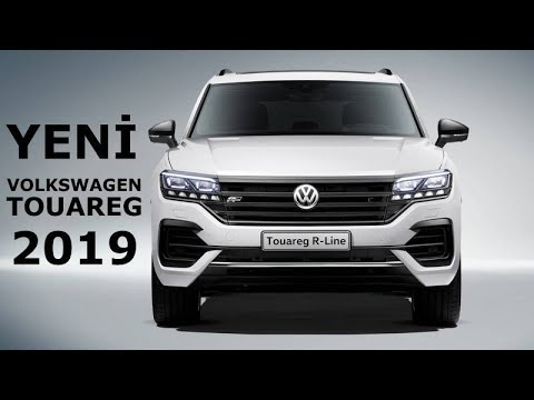 Yeni Vw Touareg 2019 Youtube