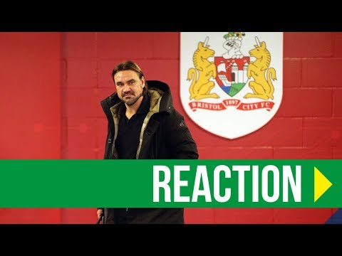 Bristol City 0-1 Norwich City: Daniel Farke Reaction