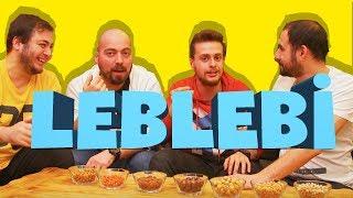7 Çeşit Leblebi Tattık - Tiramisulu, Karamelli, Türk Kahveli