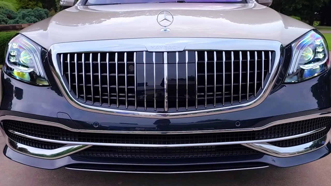 Mercedes S Class Maybach 2020 Interior Exterior And Drive