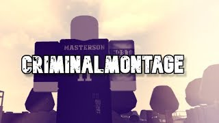 Criminal Montage #17 l Newhavencounty ROBLOX
