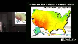 The DOE SunShot Initiative