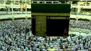 Sholat Idul Fitri 1436H di Masjidil Haram (2015)