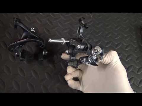a35e5d493a3 Shimano Ultegra r8000 Brake Calipers vs 6800 & 5800 - YouTube