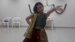 Madhuri bollywood hit Aaja Nachle Dance By Meenakshi.