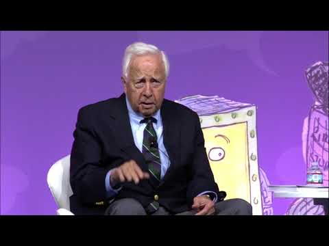 David McCullough: 2017 National Book Festival