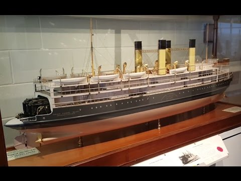 Incredible Collection of Scale Model Ships