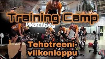 Team Larunpyörä Cervélo Training Camp / Tehotreeniviikonloppu #1 2019/2020