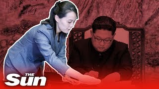 The sister who really calls the shots in North Korea