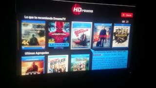 HDreams el renovado Dreams tv (nov.2016)