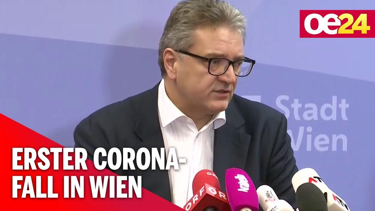 Coronafälle Wien