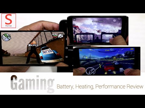 Hindi | Moto E3 Power Gaming, Battery, Heating Review | Sharmaji Technical