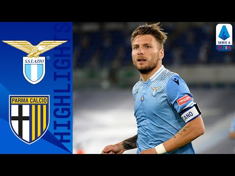 Lazio Parma Goals And Highlights