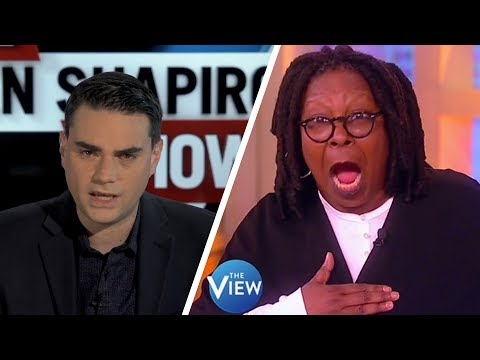 Whoopi Throws Jeanine Pirro Off The View