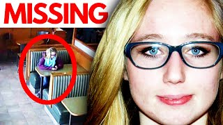 CCTV Footage Reveals Missing Girl's Final Bizarre Moments Before Vanishing   Missing Persons Case