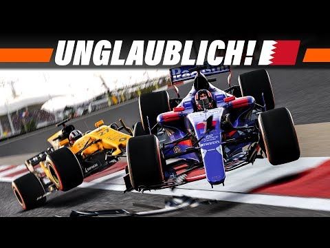 F1 2017 KARRIERE S3E03 – Crash mit 270 KM/H in Bahrain | Formel 1 4K Gameplay German