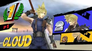 Super Smash Bros. Wii U Match Highlights #11 -