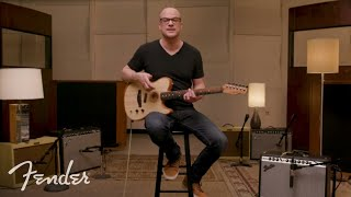 How To Play The American Acoustasonic Telecaster | Fender