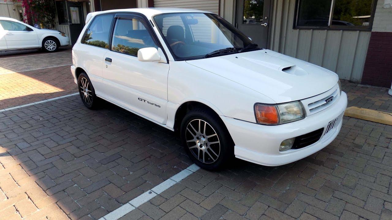 Kelebihan Toyota Starlet Gt Murah Berkualitas