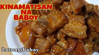 Download lagu Kinamatisang baboy || How to cook kinamatisang baboy||lutong bahay