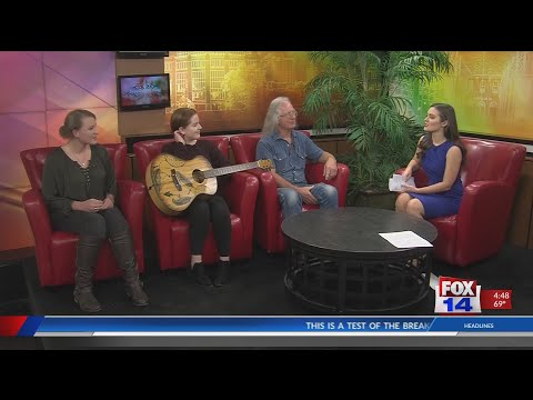 Guitar Raffle for Talented Art students at West Ouachita High School