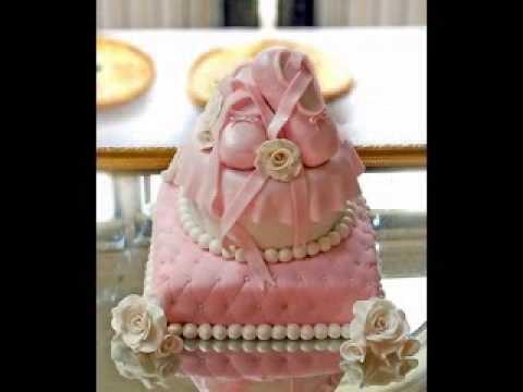 Easy ballerina cake decorations youtube for Ballerina cake decoration