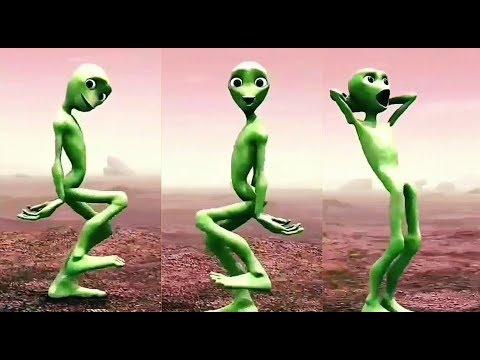 New Alien Dance Full Version  Dame Tu Cosita