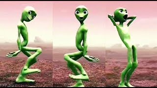 new alien dance full version dame tu cosita