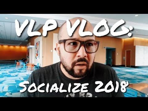 VLP VLOG: Socialize PR 2018 | TuMadreTV