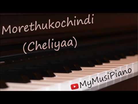 Saarattu Vandiyila | Morethukochindi | Kaatru Veliyidai | Cheliyaa| AR Rahman | Short piano cover