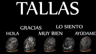 Dark Souls 3 - Las tallas que hablan (Mensajes de voz)
