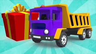 Dumper | Trucks for Kids | Unboxing Toys
