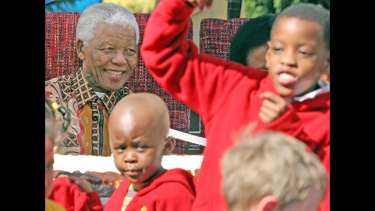 a country childhood nelson mandela Nelson mandela had a wonderful childhood prison 1990 was from in mandela released 9 country's first ever black president he was elected to be his.