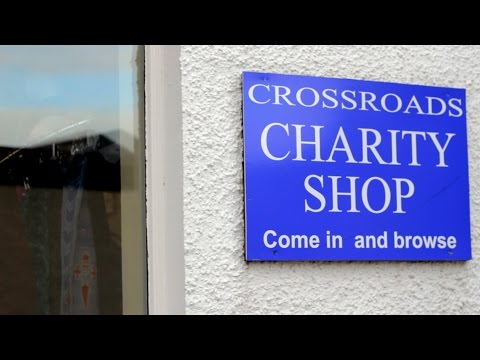 Crossroads Charity Shop, Portree