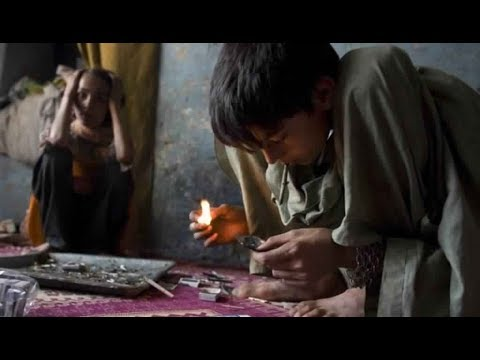 Afghanistan's Child Drug Addicts***Documentary 2017.