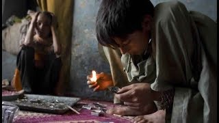 Afghanistan 39 s Child Drug Addicts Documentary 2017