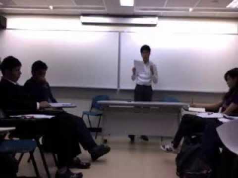 Joint University Debating Championship 2014 (Hong Kong) Semi-final 2