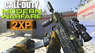 DOUBLE XP & GOLD GUNS!! (Call of Duty: Modern Warfare)