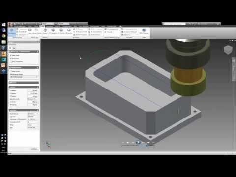 Online Workshop ≡ Autodesk Inventor HSM Express