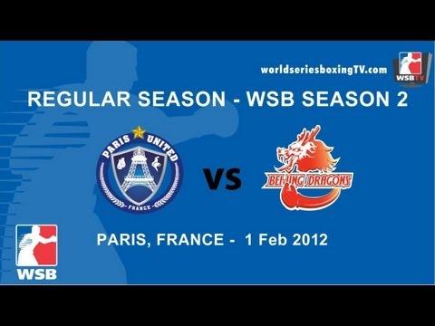 Paris vs Beijing - Week 4 WSB Season 2