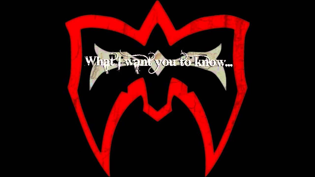 lost treasures of the ultimate warrior what i want you